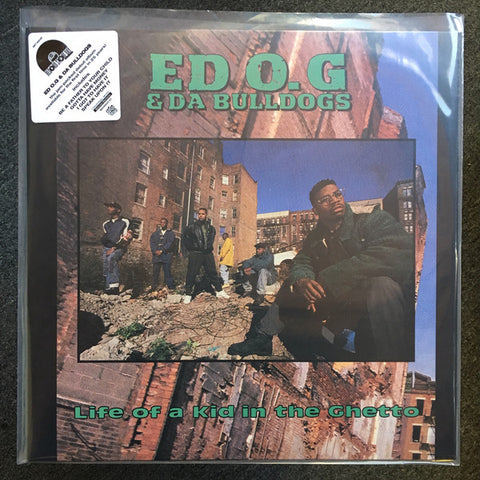 [RSD19] Ed O.G. & Da Bulldogs - Life Of A Kid In The Ghetto (LP)