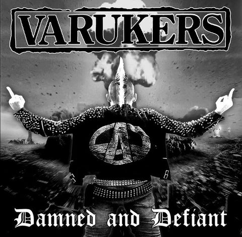 Varukers - Damned And Defiant (LP)