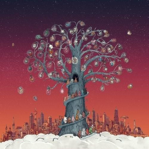 Dance Gavin Dance - Artificial Selection (LP, Coloured Vinyl)
