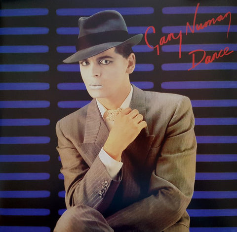 Gary Numan - Dance (2xLP, purple vinyl)