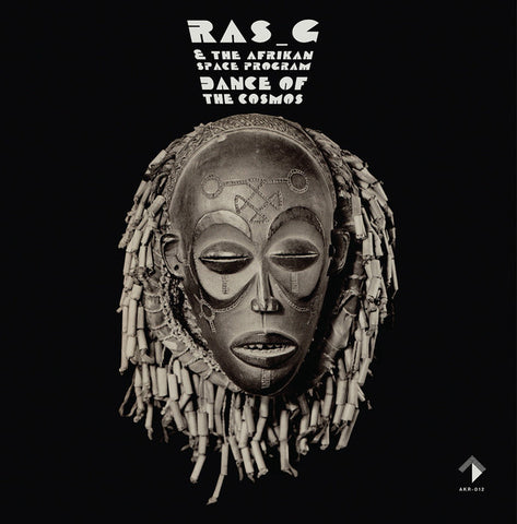 Ras_G & The Afrikan Space Program - Dance Of The Cosmos (LP)