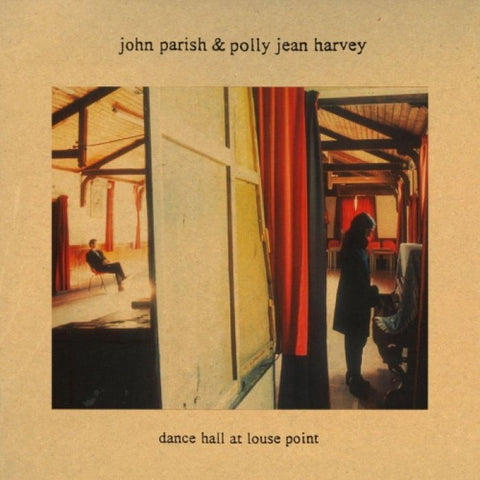 PREORDER - John Parish & Polly Jean Harvey - Dance Hall at Louse Point (LP)