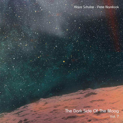 Klaus Schulze • Pete Namlook - The Dark Side Of The Moog Vol 7 (2xLP)