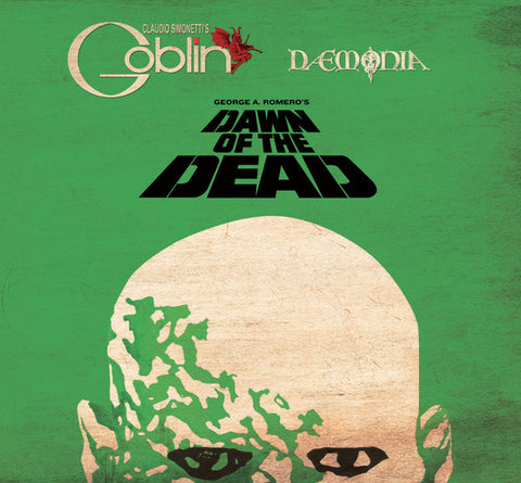 Claudio Simonetti's Goblin & Daemonia - George A. Romero's Dawn Of The Dead (LP, grey marbled vinyl)