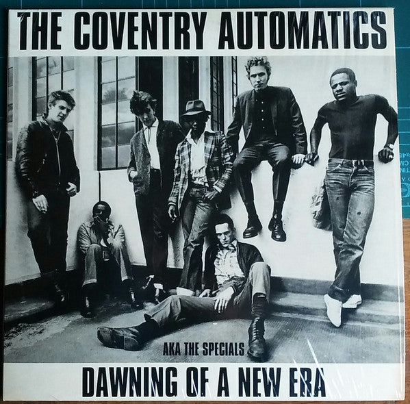 Coventry Automatics (AKA The Specials) - Dawning Of A New Era (LP, coloured vinyl)