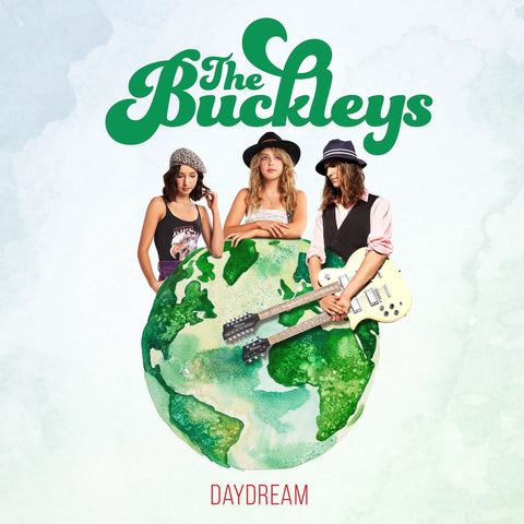 The Buckleys - Daydream (LP, inc poster)