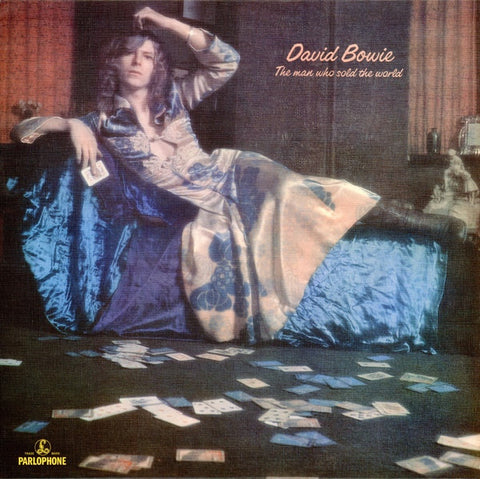 David Bowie - The Man Who Sold The World (180g Remaster)