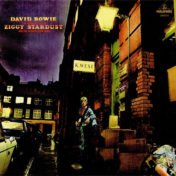 David Bowie - The Rise And Fall Of Ziggy Stardust (180g Remaster)