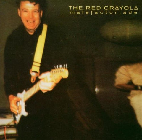 Red Crayola, The - Malefactor, ade LP