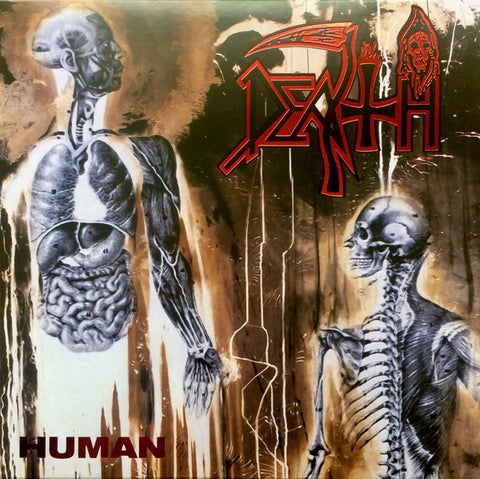 Death - Human (Reissue LP)