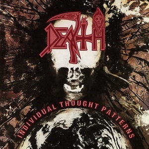 Death - Individual Thought Patterns (LP, Black/Bronze Splatter)