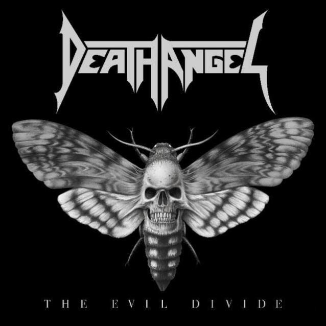 Death Angel - The Evil Divine CD/DVD