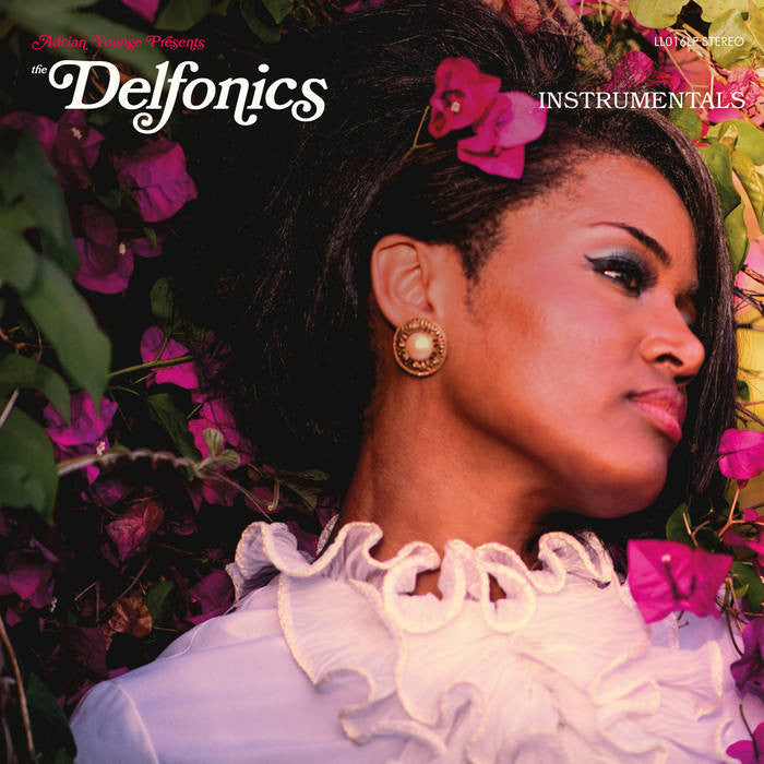 Delfonics, The - Adrian Younge Presents The Delfonics Instumentals (LP)