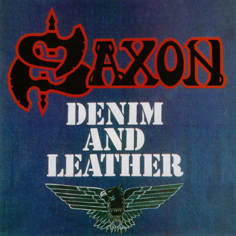 Saxon - Denim And Leather (2xCD)