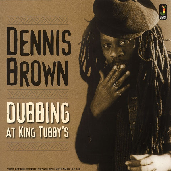Dennis Brown - Dubbing At King Tubby's (LP)