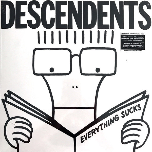 Descendents - Everything Sucks (LP + 7 Deluxe)