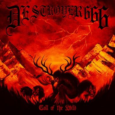Destroyer 666 - Call Of The Wild (LP, Yellow Vinyl)