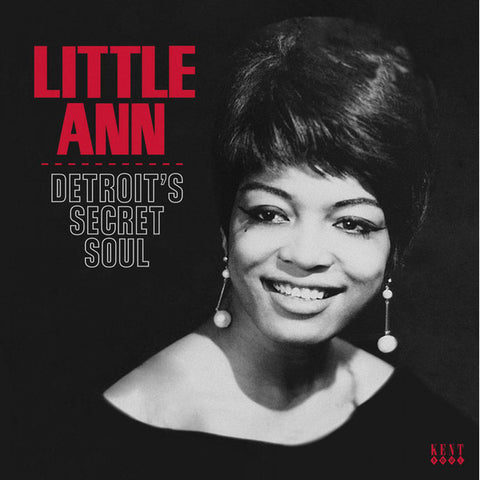 Little Ann - Detroit's Secret Soul (LP)