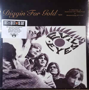 Various - Diggin' For Gold Vol 6 (LP, coloured vinyl)