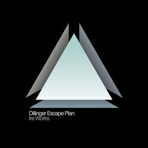 Dillinger Escape Plan, The - Ire Works (LP, Blue vinyl)