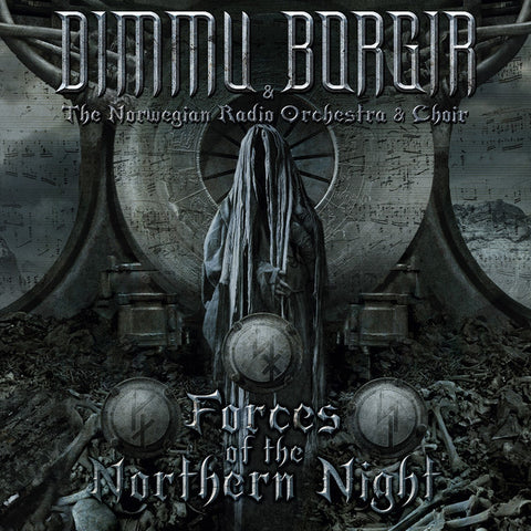 Dimmu Borgir -  Forces Of The Northern Night (2xCD)
