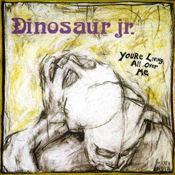 Dinosaur Jr - You're Living All Over Me (LP)
