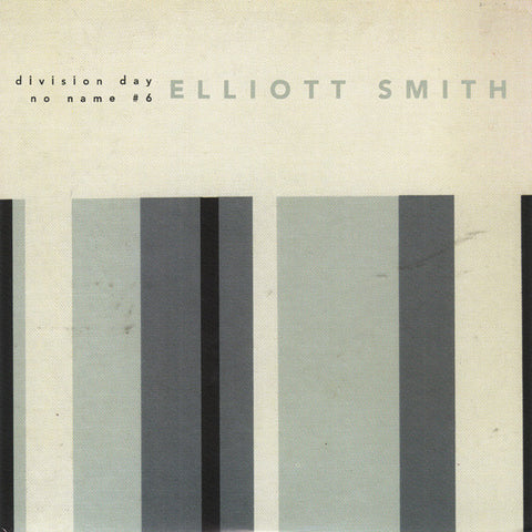 "Elliott Smith - Division Day (7"", Clear/Blue vinyl)"
