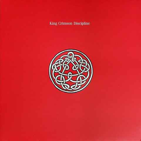 King Crimson - Discipline (LP, 200g vinyl)