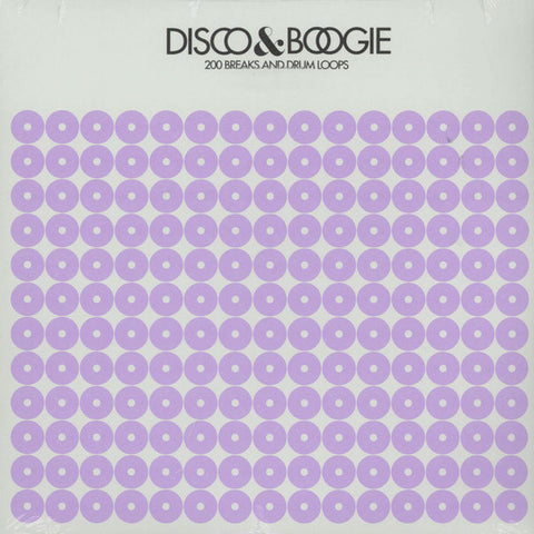 Various - Disco & Boogie: 200 Breaks And Drum Loops Volume 4 (LP)