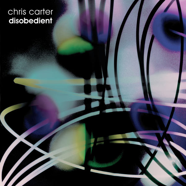Chris Carter - Disobedient (LP, purple vinyl)