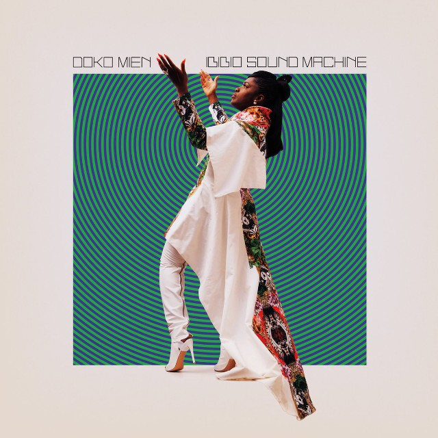 Ibibio Sound Machine - Doko Mien (LP, white vinyl)