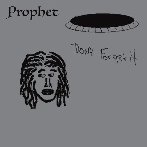 Prophet - Don't Forget It (LP, yellow vinyl)