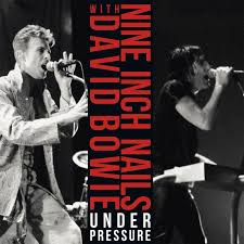 David Bowie & Nine Inch Nails - Under Pressure (2xLP, White Vinyl)