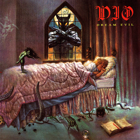 "[RSDBF20] Dio - Dream Evil Live '87 (12"", picture disc)"