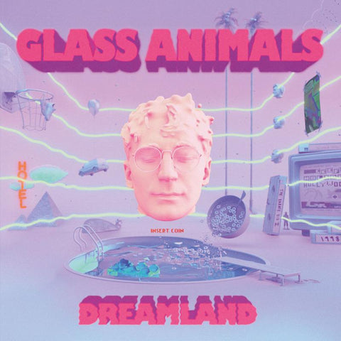 Glass Animals - Dreamland (LP, blue vinyl)