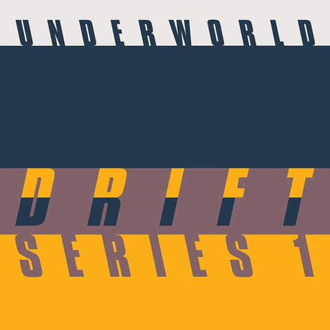 Underworld - Drift Series 1 (7xCD+Blu-Ray boxset)