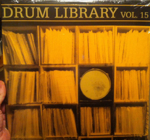 DJ Paul Nice - Drum Library Vol. 15 (LP)
