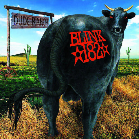 Blink 182 - Dude Ranch (180g LP)