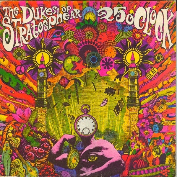 The Dukes Of Stratosphear - 25 o'Clock (LP, 200gm)
