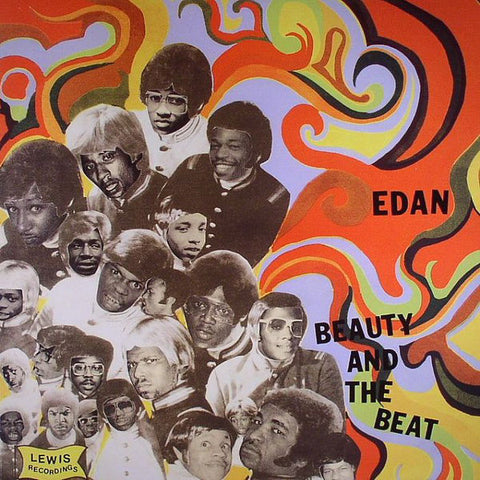 Edan - Beauty And The Beat (LP, Black Friday 2019 reissue) BF19