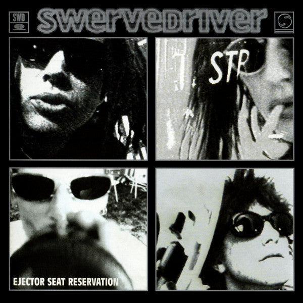 Swervedriver - Ejector Seat Reservation (2xLP, silver and black mixed vinyl)