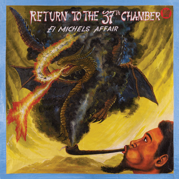 El Michels Affair - Return To The 37th Chamber (Version 'D' LP)