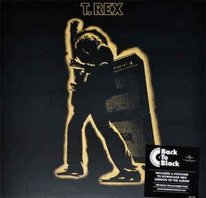 T. Rex - Electric Warrior (LP, inc DL code)
