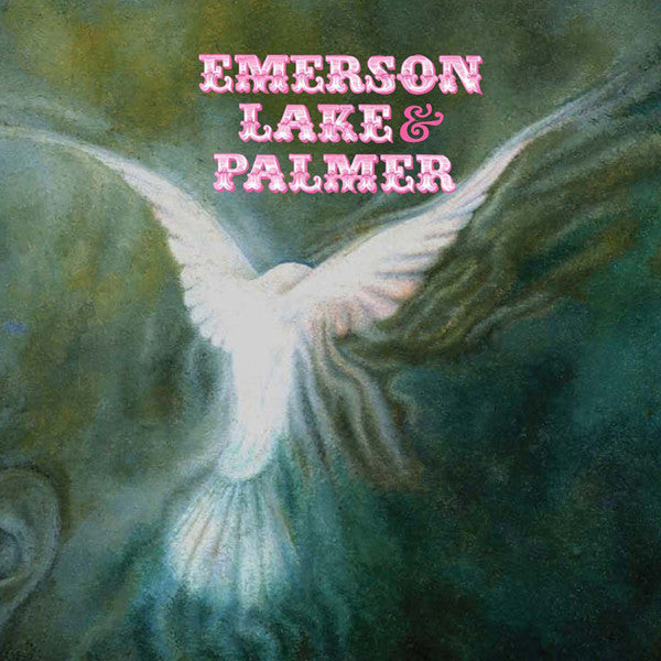 Emerson, Lake & Palmer - S/T (LP)