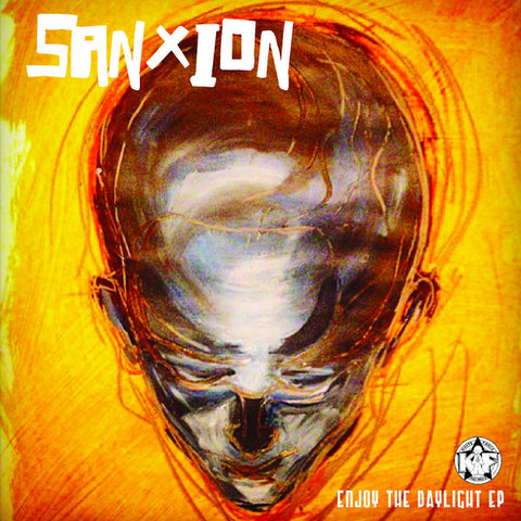 "Sanxion - Enjoy The Daylight EP (12"")"