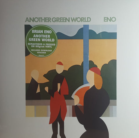 Brian Eno - Another Green World (LP, 180gm Remastered)