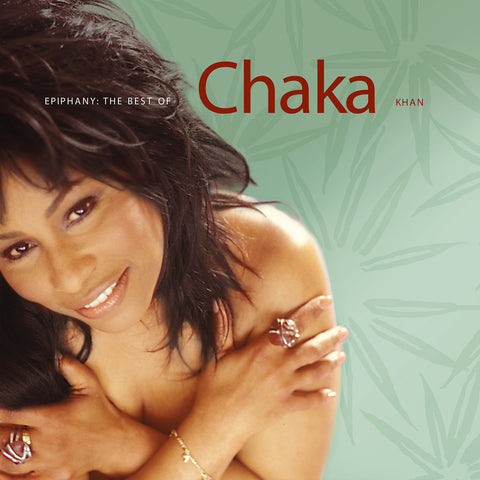 Chaka Khan - Epiphany: The Best Of Chaka Khan (LP, burgundy vinyl)