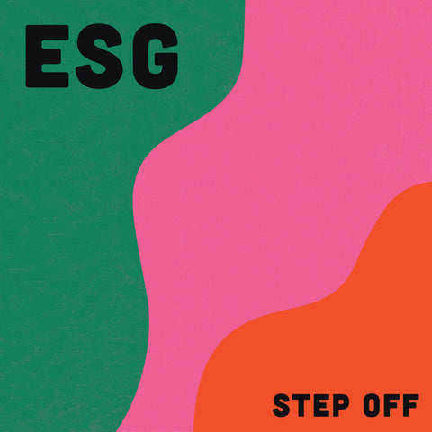 ESG - Step Off (Pink Vinyl LP)