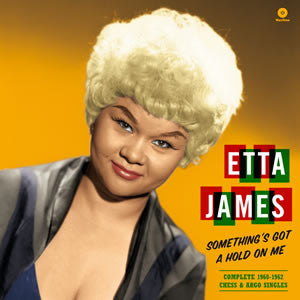 Etta James - Somethings Got A Hold On Me (180g 2xLP)