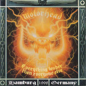 Motörhead - Everything Louder Than Everyone Else (2xCD)